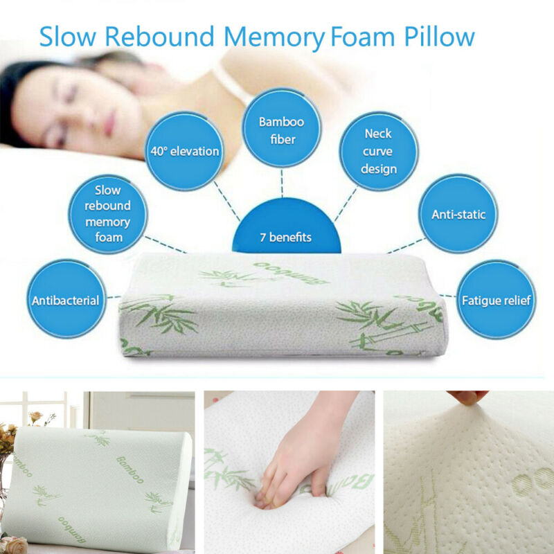 6 things you should remember while buying original bamboo pillow