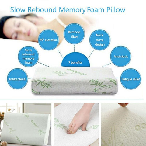 Comfortable Bamboo pillow