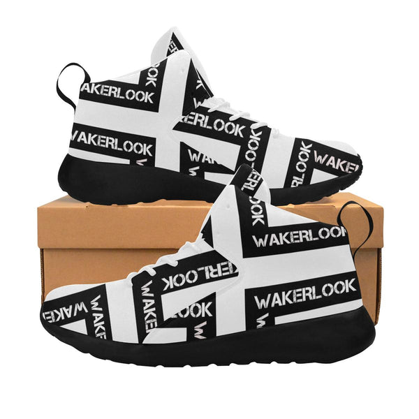 Fashion Wakerlook Design Men's White Shoes