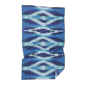 Ultra Light Towel Jackson Blue