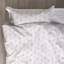 Load image into Gallery viewer, Coco Paisley Duvet Covers and Pillow Set Pink