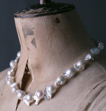 Load image into Gallery viewer, Giant Baroque Pearl Necklace