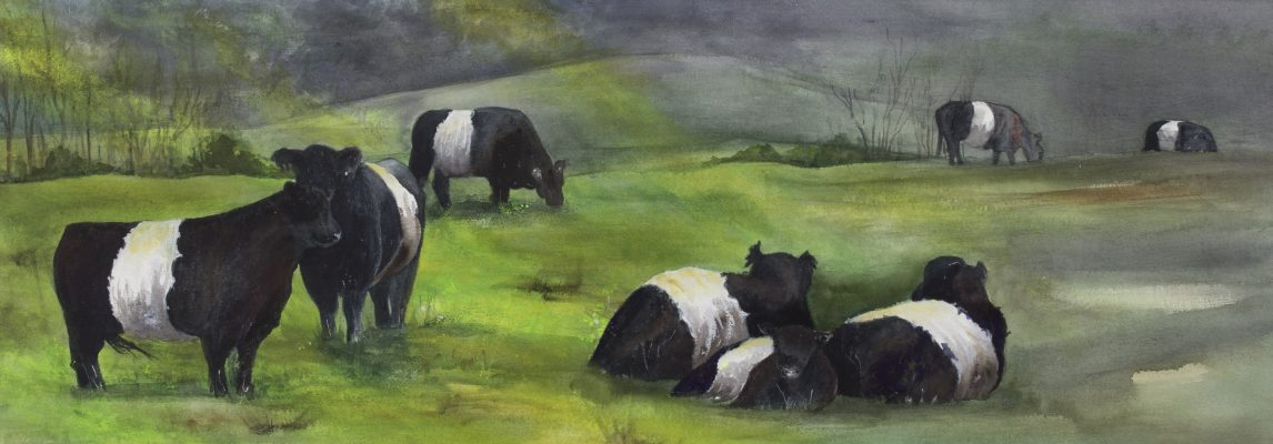 Prints Belties at Dusk