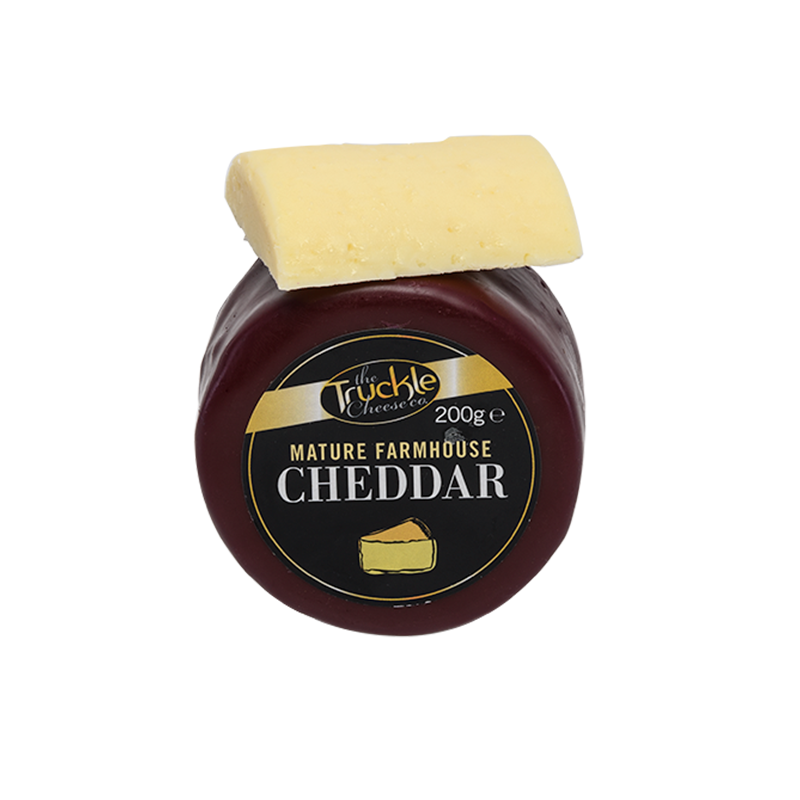 200g English Farmhouse Mature Cheddar Cheese
