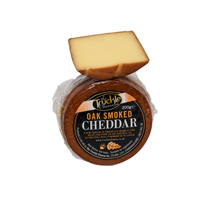 200g Oak Smoked Cheddar Cheese