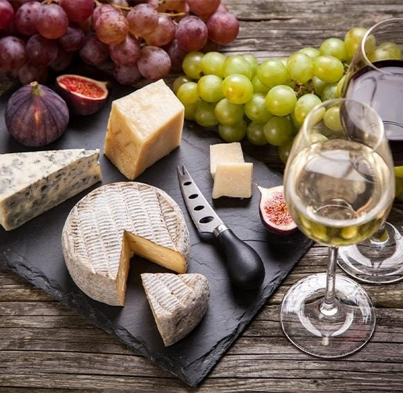 Tantalise your taste buds with The Truckle Cheese Board