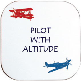 PILOT WITH ALTITUDE COASTER
