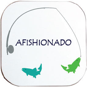 AFISHIONADO FISHING COASTER