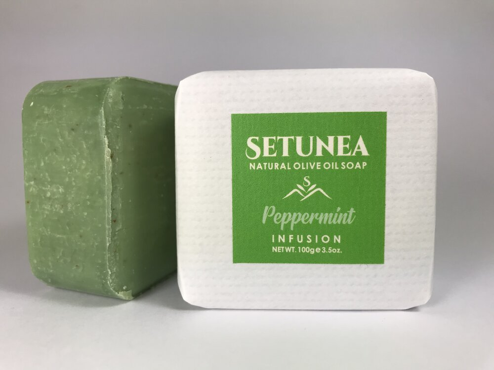 Infusion soap - Peppermint 100g