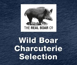 Wild Boar Charcuterie Selection