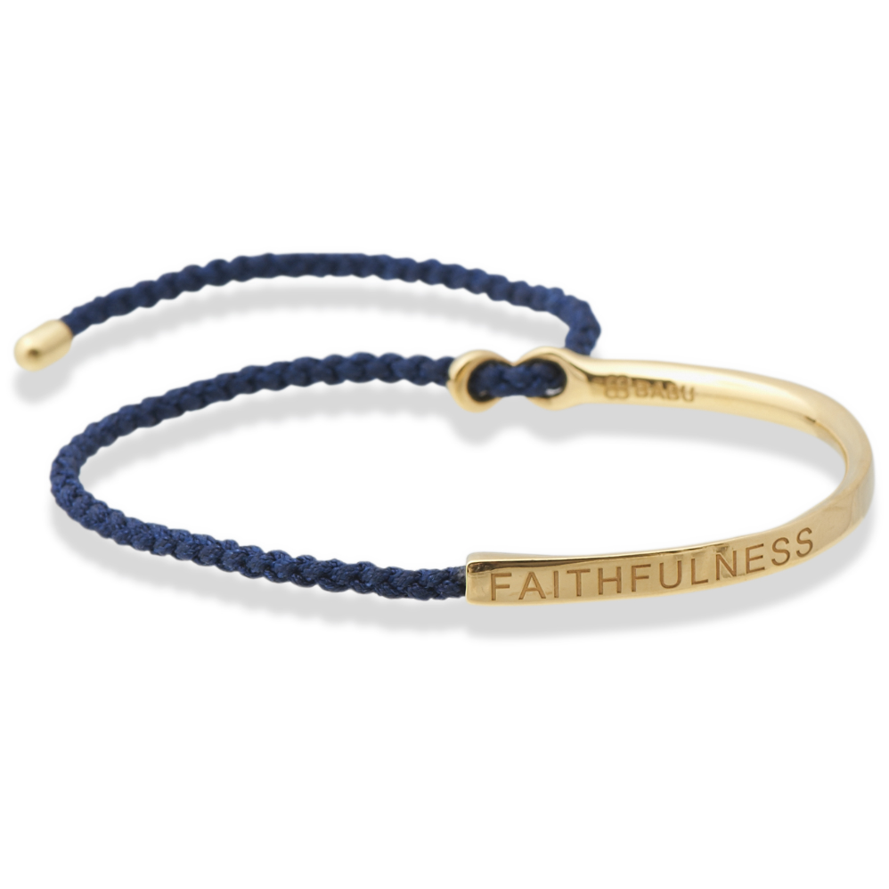 BE FAITHFULNESS BRACELET