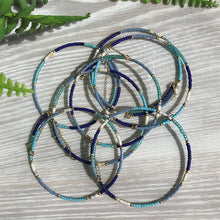 Load image into Gallery viewer, Isla Beaded Bangles