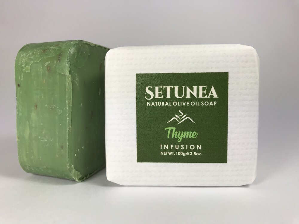 Infusion soap - Thyme 100g