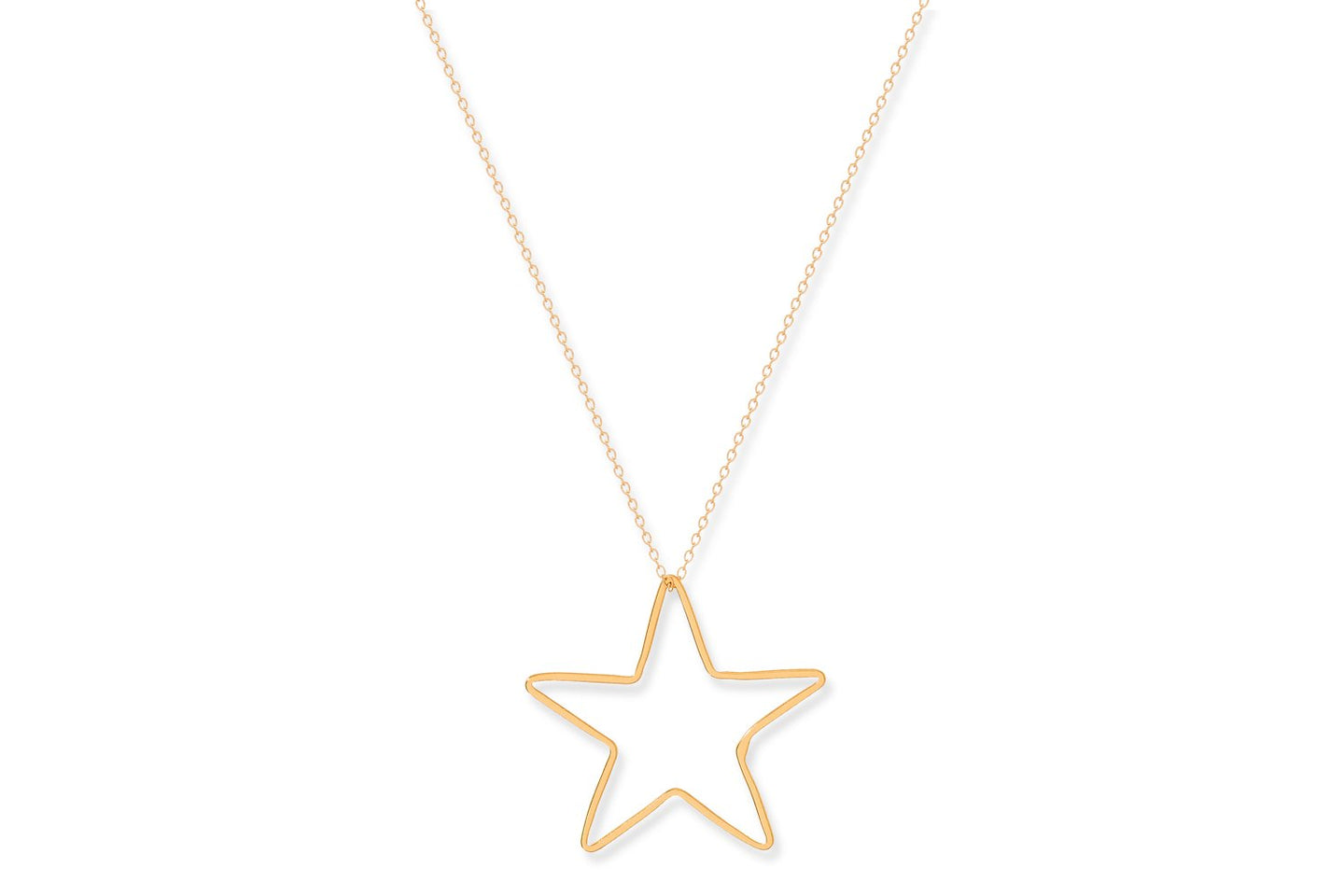 Concord Gold Star Necklace