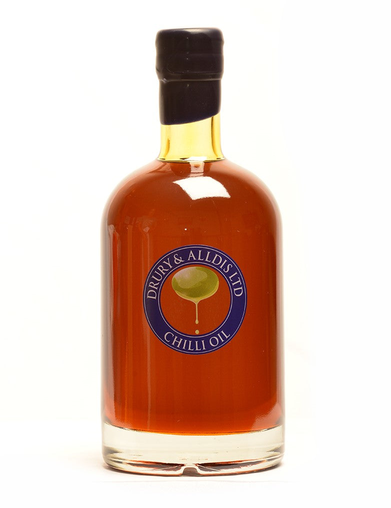 Chilli Infused Extra Virgin Olive Oil - 500ml Nocturne