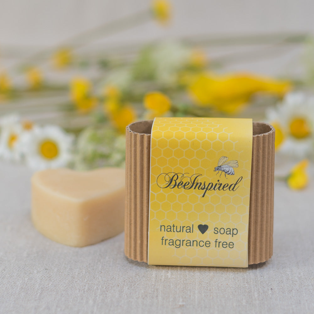 Natural Soap - Fragrance Free