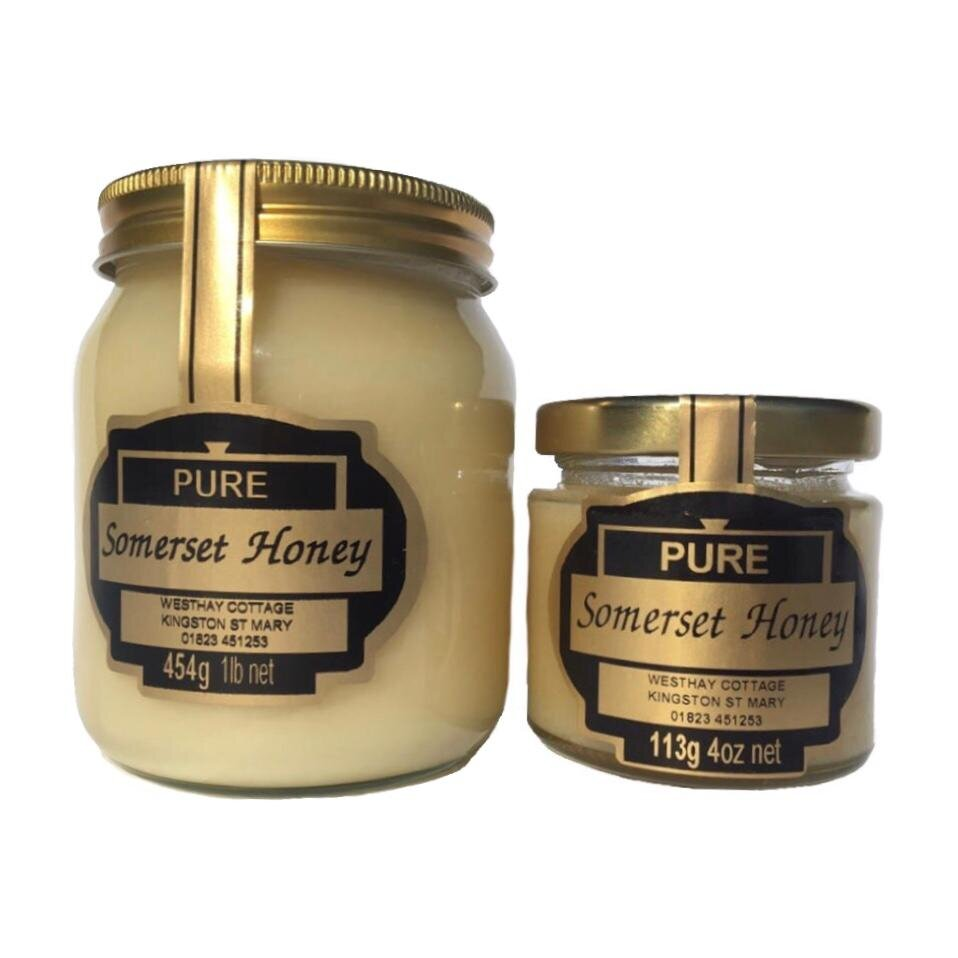 Pure Somerset Creamed (Soft Set) Honey