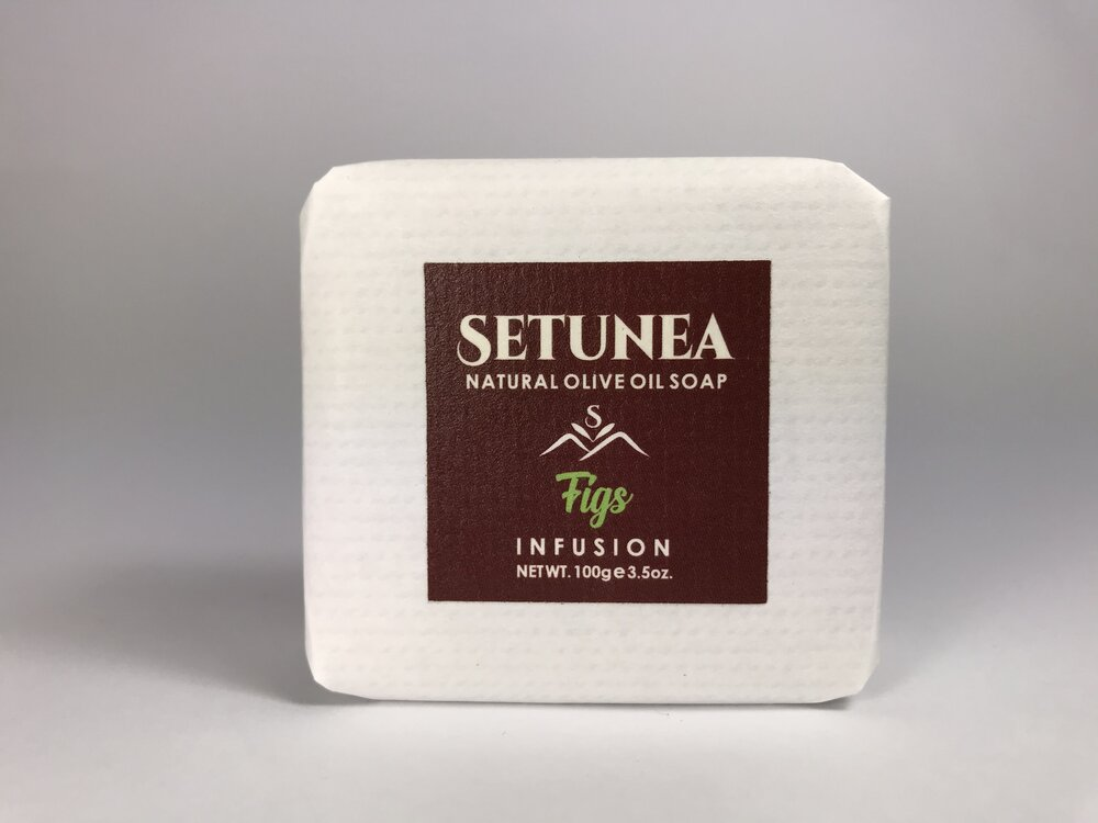 Infusion soap - Figs 100g