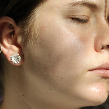 Load image into Gallery viewer, Diamanté Dhalia Earrings