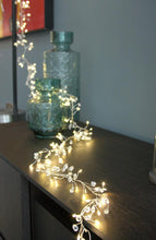 Load image into Gallery viewer, Crystal Cluster Fairy Lights, Battery Operated