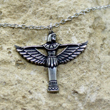 Load image into Gallery viewer, Egyptian Goddess Bast Pendant