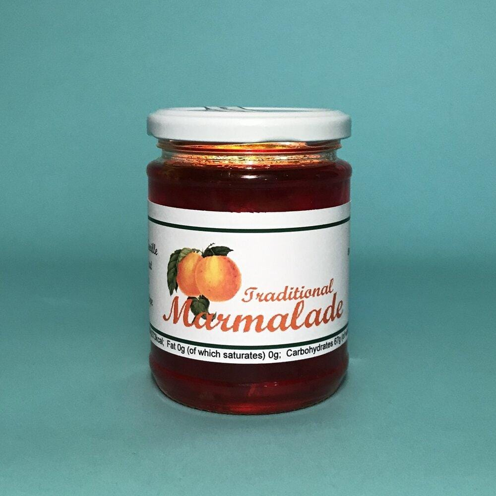 Traditional Seville Orange Marmalade