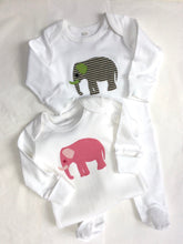 Load image into Gallery viewer, Newborn Sleepsuit with Mitts