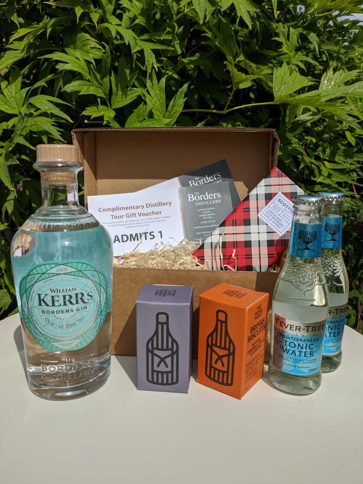 Kerr's Gin Treat Box