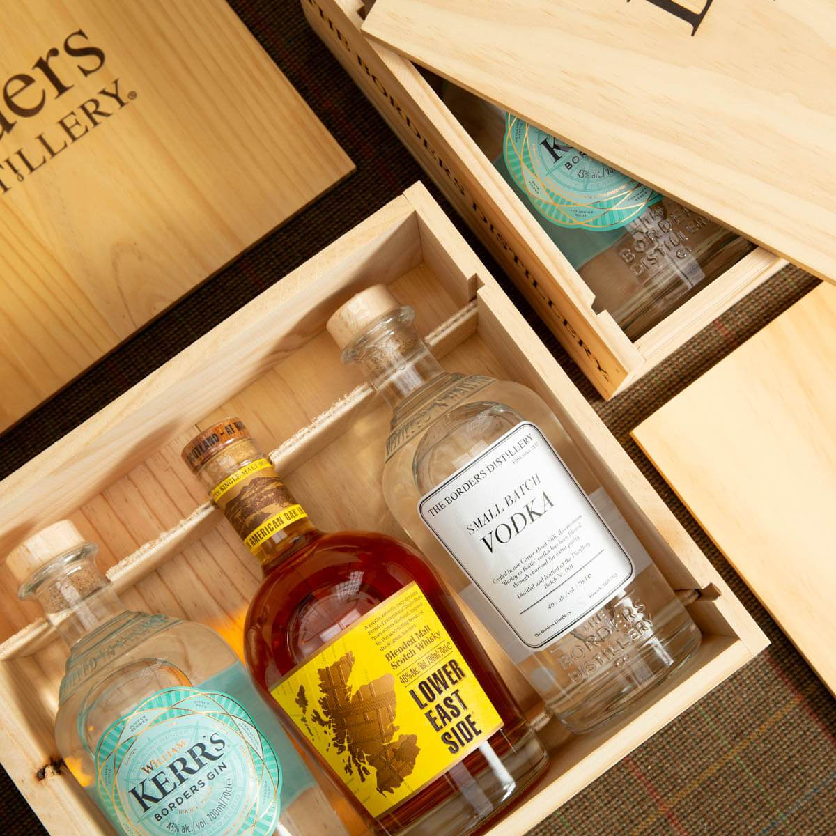 The Borders Distillery Gift Box