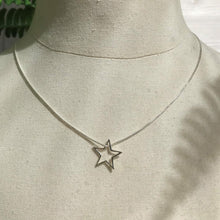 Load image into Gallery viewer, Betty Star Necklace