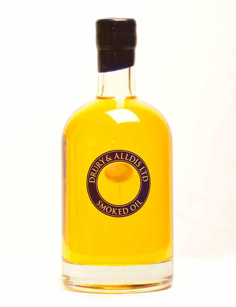 Oak Smoked Rapeseed Oil  - 500ml Nocturne