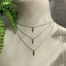 Load image into Gallery viewer, Layla Spike Pendant