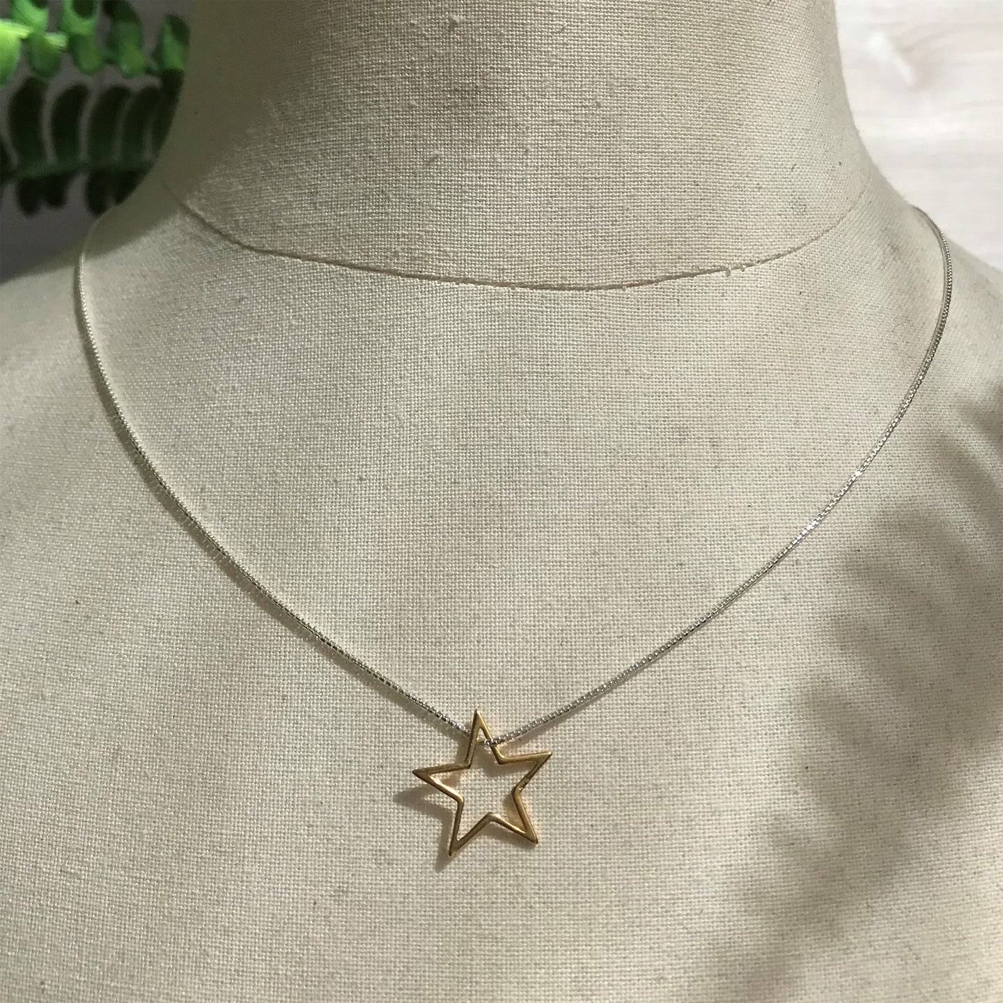 Betty Star Necklace