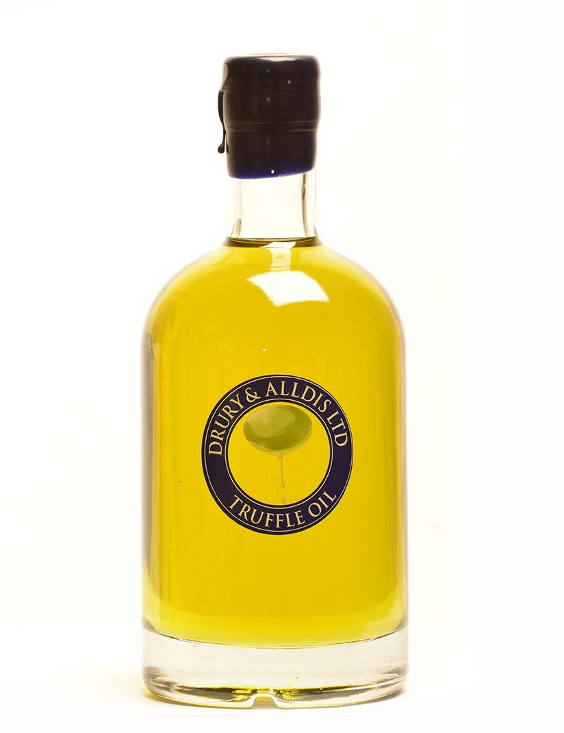 Black Truffle Infused Grapeseed Oil  - 500ml Nocturne
