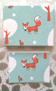 Boxed Set Winter Woodland Cards
