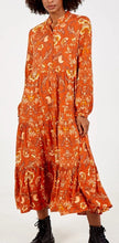 Load image into Gallery viewer, Autumnal Midi Dress