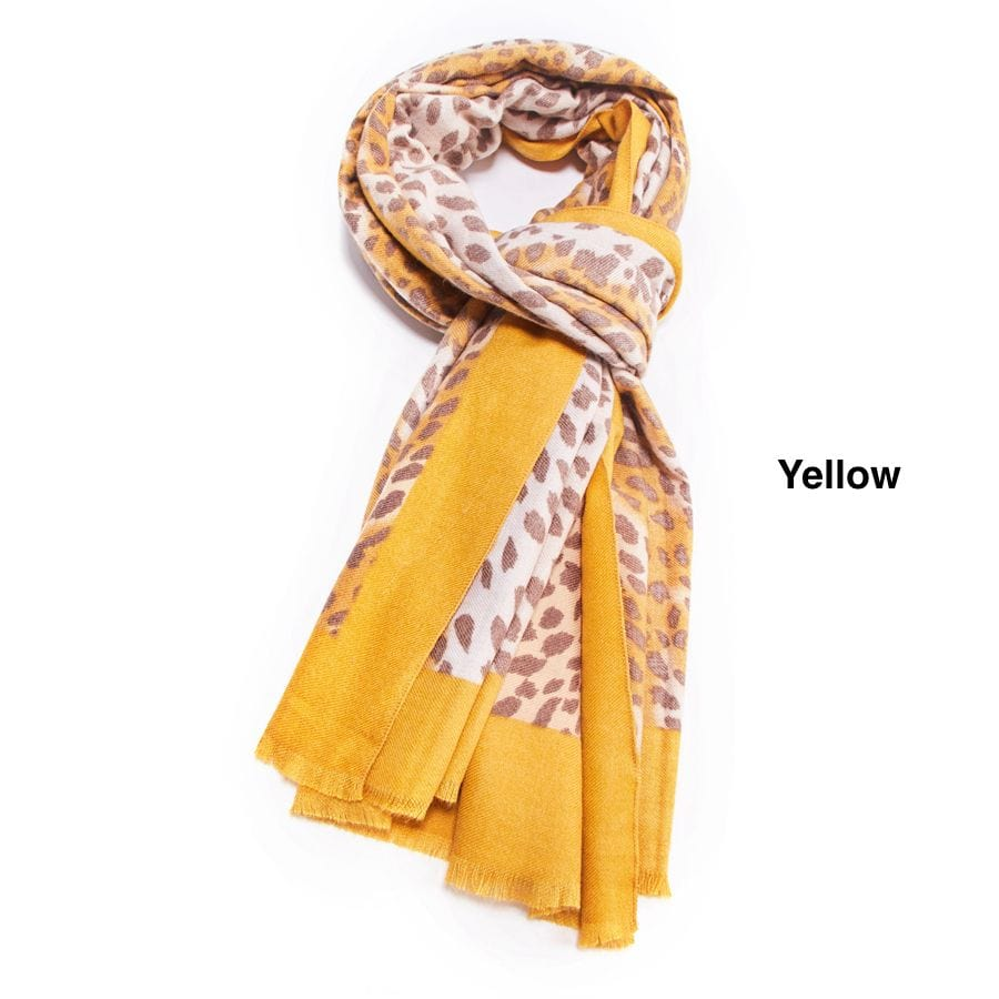 The Leopard Print Scarf 3069