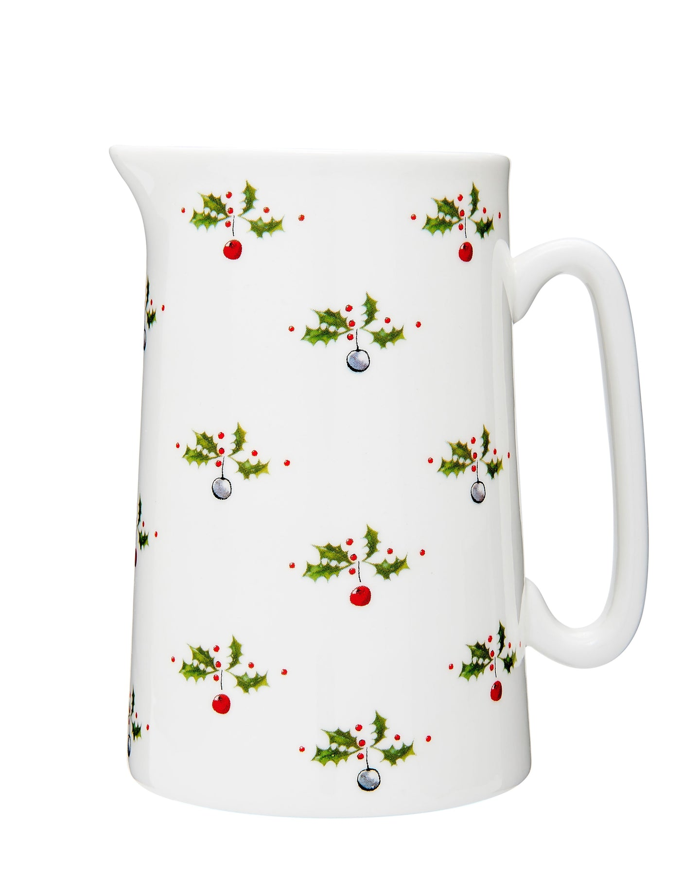 Jug – Holly & Berry - Large (1.1ltr)