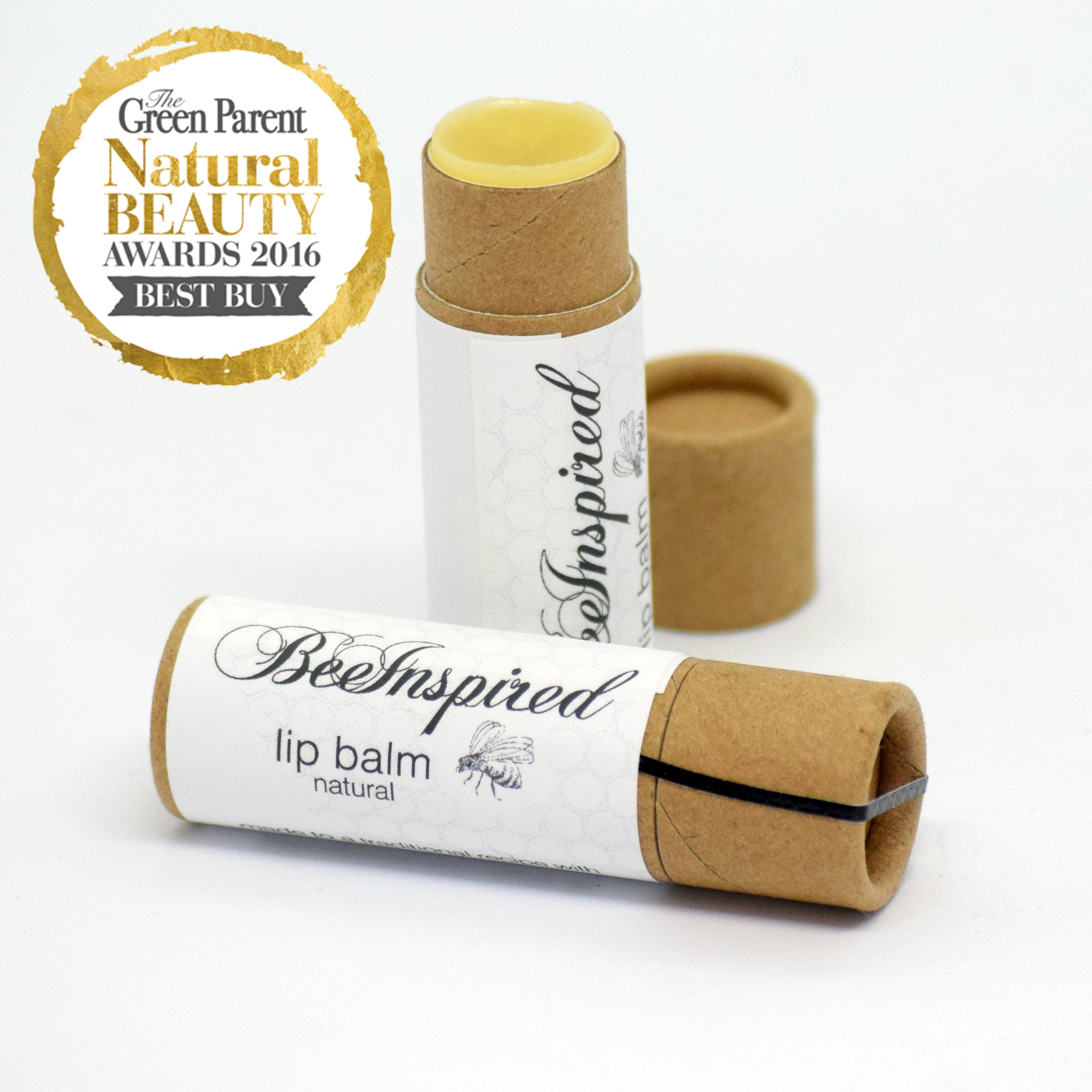 Natural Lip Balm in a Stick
