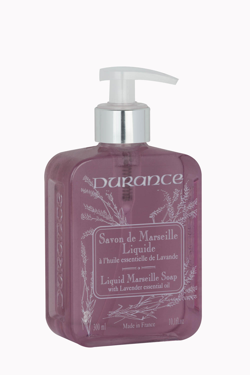 Durance Small Handwash 300ml with pump - Lavender