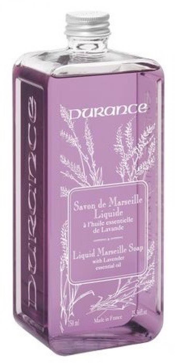 Durance Large Handwash 750ml Refill - Lavender - pump sold separately