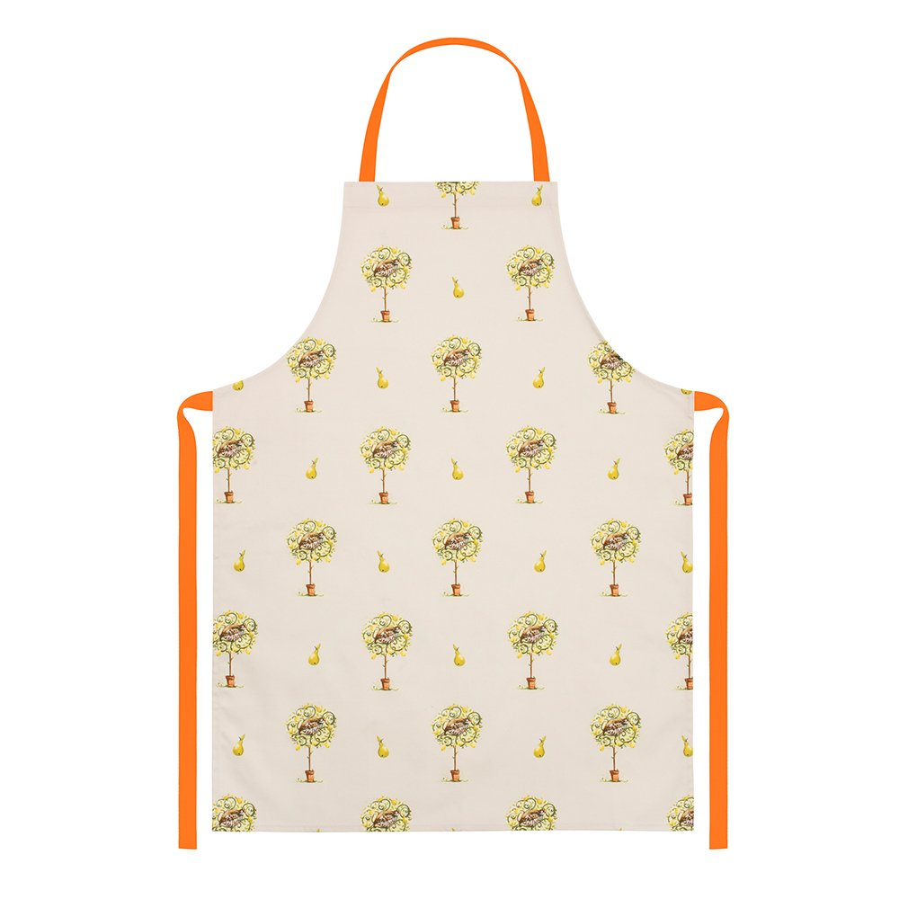 Apron – Partridge in a Pear Tree