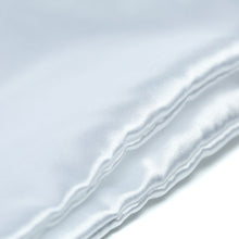 Load image into Gallery viewer, Satin Pillowcase - White
