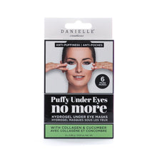 Load image into Gallery viewer, Anti-Puffiness Under Eye Patches - 6 In Pack
