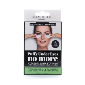 Anti-Puffiness Under Eye Patches - 6 In Pack