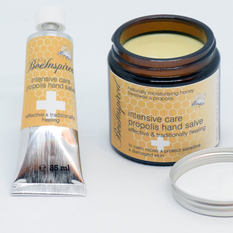 Intensive Care Propolis Hand Cream (aka salve)