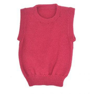 Sleeveless Jumper 3-6M