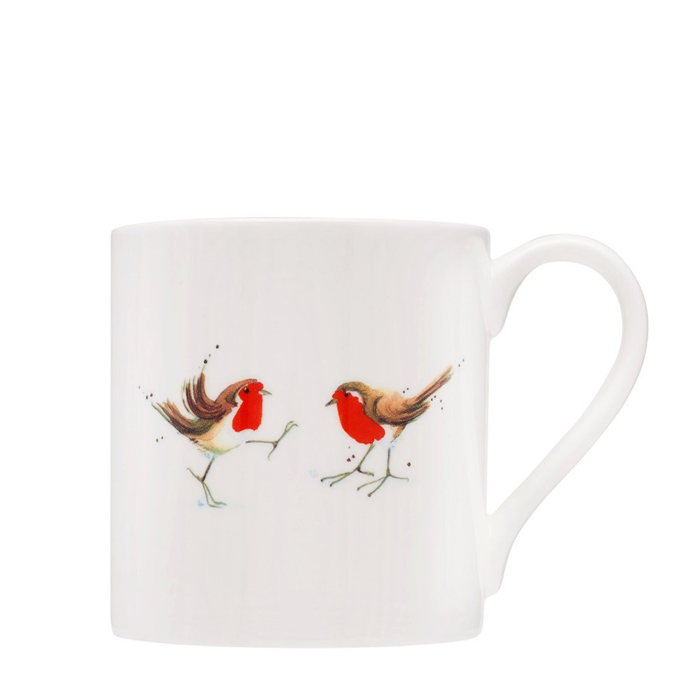 Mug – Winter Robin