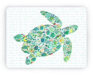 Turtle Table Mat