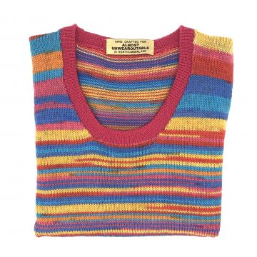 Scoop Neck Jumper 7-8Y